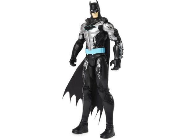 Muñeco de Batman DC Bat-Tech traje negro
