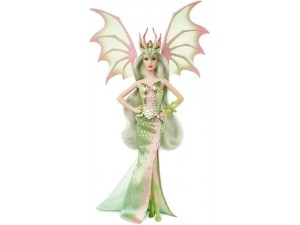 Barbie Dragon Empress doll GHT44