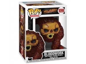 Funko pop de Bloodwork The Flash 1099