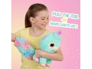 Peluche interactivo Ploosh Glowcorn - Llamacorn