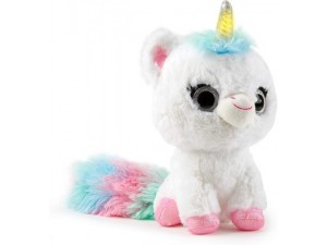 Peluche interactivo Ploosh Glowcorn - Unicorn