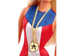 Muñeca Barbie Gold Medal 1975