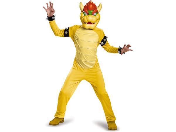Super Mario disfraz Bowser Disguise