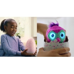 Hatchimals: Huevo misterioso