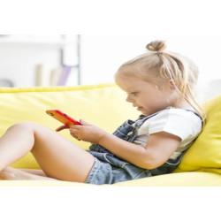 ¡Peligro niños Redes Sociales!