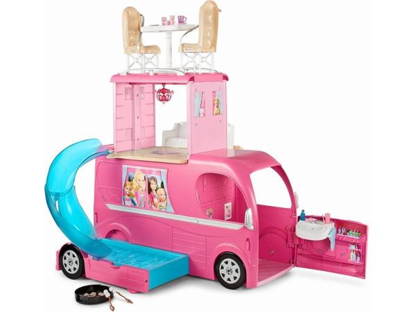 Barbie autocaravana superdivertida CJT42
