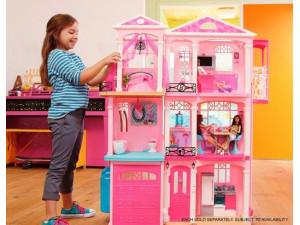 Barbie casa de los sueños DHC10