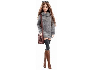 Barbie Look Sweater Dress DYX63
