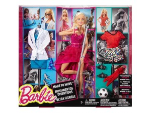 Barbie movimientos sin límites DMP27