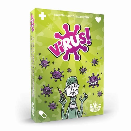 Virus! Tranji Games