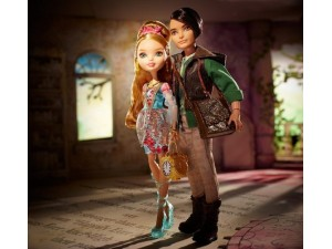 Ever After High Ashlynn y Hunter BBD48