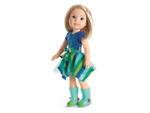American Girl muñeca Camille