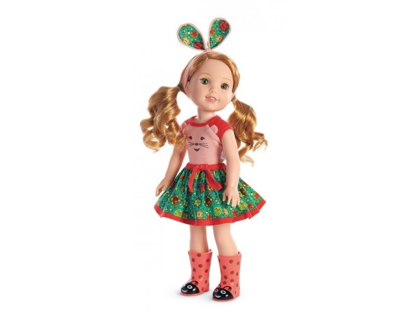 American Girl muñeca Willa