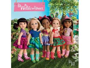 American Girl muñeca Willa