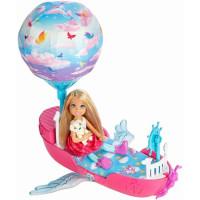 Barbie Chelsea bote mágico DWP59