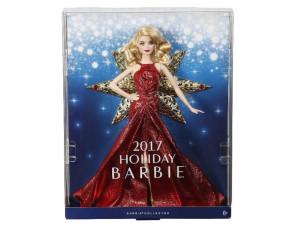 Barbie 2017 holiday DYX39