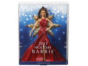 Barbie 2017 holiday DYX41