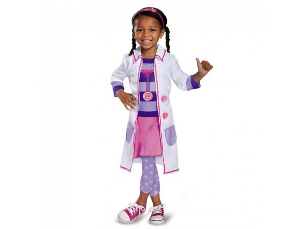 Doctora Juguetes disfraz clásico