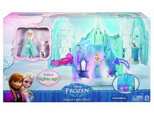 Frozen palacio luces mágicas BDK38