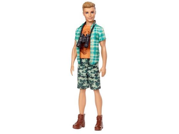 Barbie camping Ken FGC96