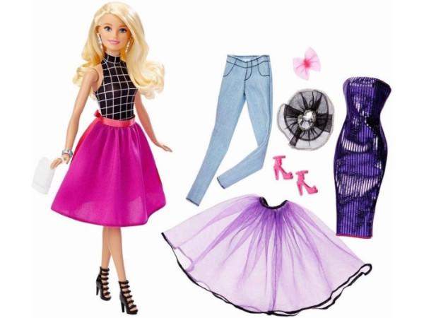 Barbie moda mezcla y combina DJW58