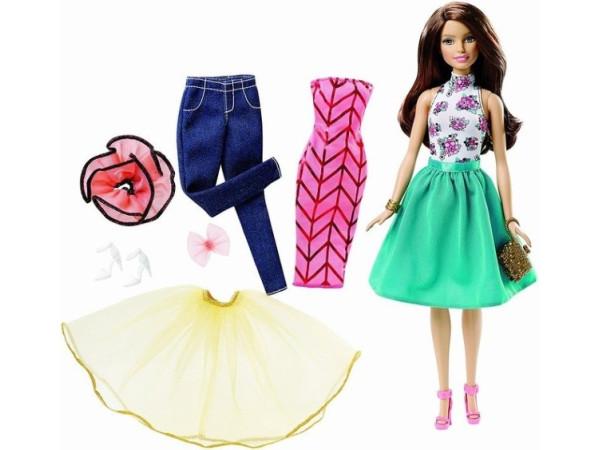 Barbie moda mezcla y combina DJW59