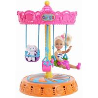 Barbie Chelsea carrusel DMR63