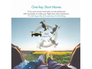 Dron mini RC cámara wifi 2.4GHZ Sky Bettle