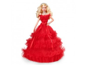 2018 Holiday Barbie FRN69