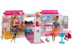 Barbie ambulancia FRM19