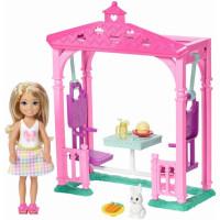 Barbie Chelsea de picnic FDB34
