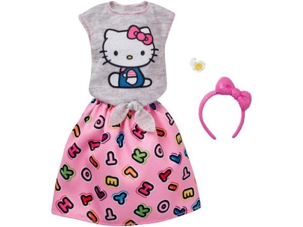 Barbie moda Hello Kitty FKR68