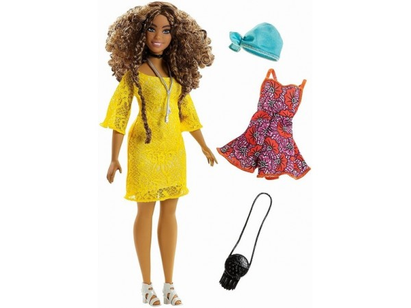 Barbie fashionistas boho FJF70