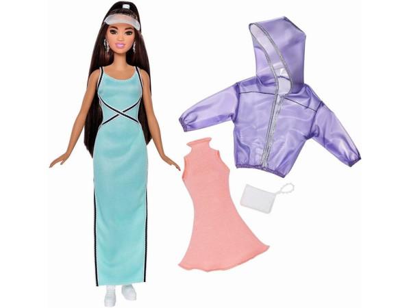 Barbie fashionistas sporty FJF71