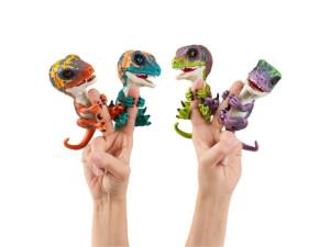Fingerlings untamed raptor
