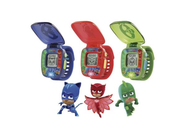 Heroes Pijamas reloj digital Vtech