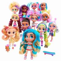 Hairdorables serie 1 muñeca surtida