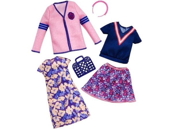 Barbie moda universidad FKT29