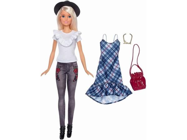 Barbie fashionistas hipster FJF68