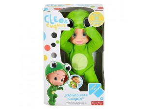 Cleo y Cuquin muñeco GNB41