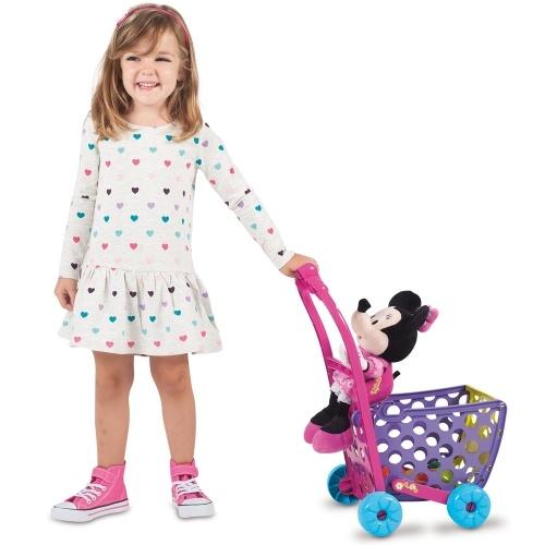 Minnie carrito de compra