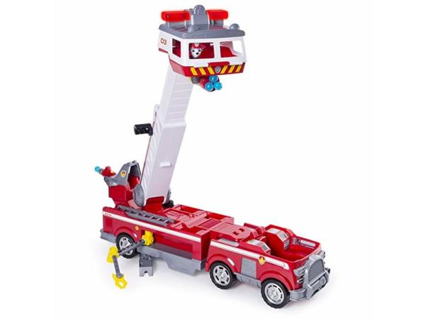 Paw Patrol carro bomberos extremo