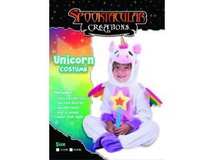 Disfraz unicornio para bebés