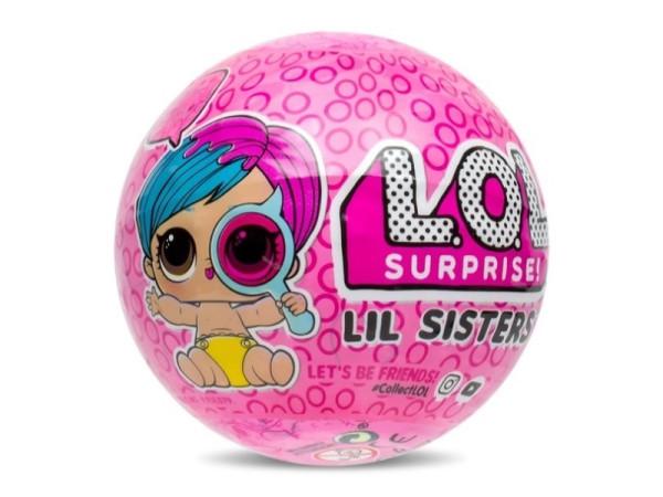LOL Surprise lil sisters eye spy ola 2