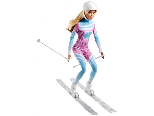 Barbie movimientos alpinista FDR57