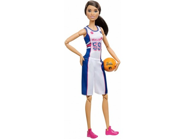 Barbie movimientos basquetbolista FXP06