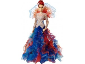 Aquaman Mera vestido de gala FYH14