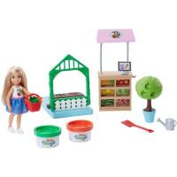 Barbie Chelsea y su huerto FRH75