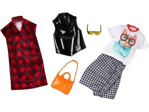 Barbie moda hipster FKT41
