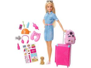 Barbie muñeca viajera FWV25